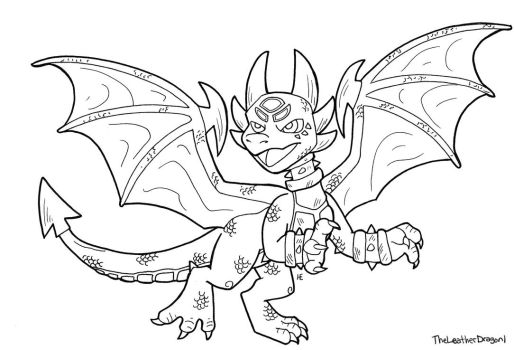 skylanders coloring pages spitfire seattle - photo#30