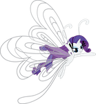 Rarity Breezie Post Show Airing by benybing