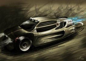 Dirt Racer by mickeyd1o1