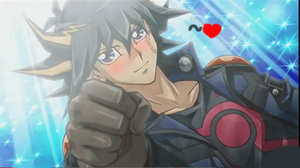Yusei loves u by JennytheYugioh5dsfan