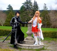 SciFi On The Rock Sword Art Online Cosplay by JessicaSugar