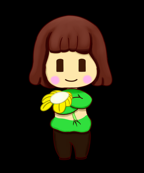 Undertale - Chara by scottcok