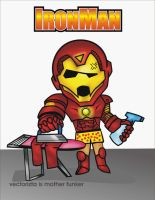 ironman by kaplogs