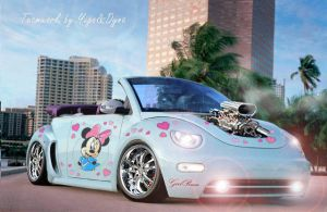 Beetle Girlpower V8s by DYNABLASTER