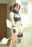 Yuffie Kisaragi +almost+ by Aiko-Mustang