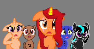 yay I join in a collab. by BlackCherry1994