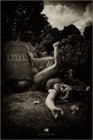 Here Lies Raven by RavenMacabre