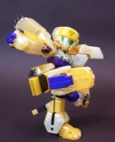 Exor toy pose 2 by Waito-chan