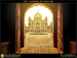 A Symphony Of Echoes by ratulupadhyay