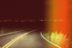 dark desert highway by h20baby93