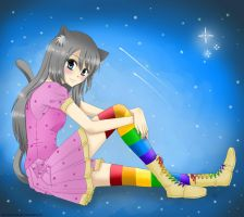 Nyan Cat by pgrasshopper7