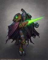 Starcraft: Zeratul by Arsenal21