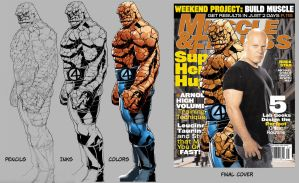 FF- Thing for Muscle + Fitness by UdonCrew