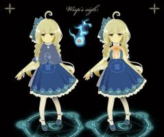 ADOPTABLES : Wisp's Sigh [CLOSE] by Yuupix