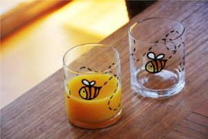Bee-utiful Glasses + Tutorial by nataliebeth