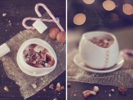 Hot chocolate'' by karinelips