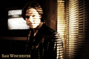 SPN - Sam Winchester by Lauren452
