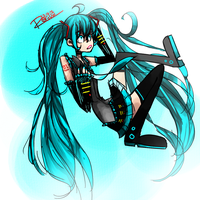Miku Miku by rogues-fox