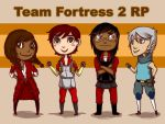 TF2RP Chibis by Kettie