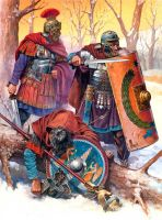 Dacian War by Fall3NAiRBoRnE