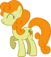 Golden Harvest - Happy Pose by Liggliluff