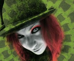 The colors of the MadHatter by Wiegenlied