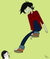 Attempt: Marshall Lee by Airinx