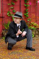 L.A. Noire Cole Phelps Cosplay: Circumstantial... by LadyofRohan87