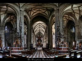 *St Stephan Cathedral* by erhansasmaz