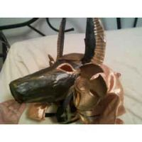 Anubis Mask, Complete by ShiningStarStag