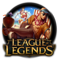 Pool Party Lee Sin Icon by DudekPRO