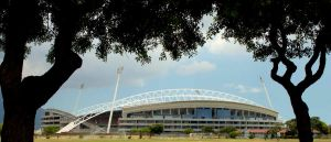 Practise Stadium for World Cup by StephensPhotos