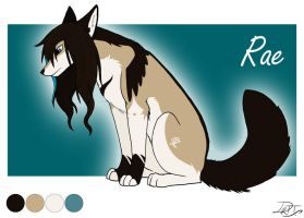 Rae Wolf Ref - 2011 by Dorchette