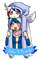 Ataraxia Academy:: The Dork and the Ninja by ShutUpChibsi