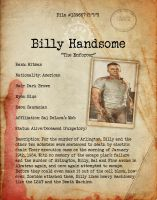 Billy Handsome Bio File1 by HexZombies