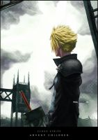 Cloud Strife by UVER