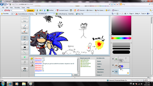 iScribble fun XD 12 -Request- by DarkHakumaru