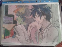 Fairy Tail - Grey Fullbuster by XemeraLea