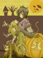 Loveless Halloween by SpinModel