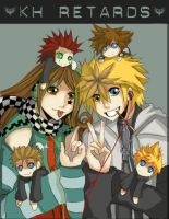 ::-::KH Retards::-:: by vexatious-duo