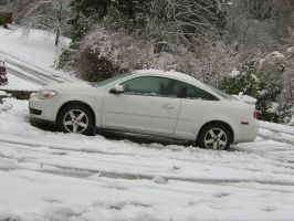 Pacific Northwest Snow of 2012 - 007 by SeawolfPaul