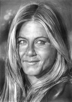 Jennifer Aniston 2010 by arcitenens