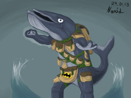 Pouch Whale by Nox-id