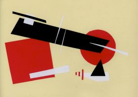 El Lissitzky style photomontag by andy15140