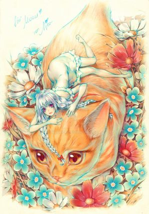 ::: Phinea ::: Commission to Miaow by NilooDE