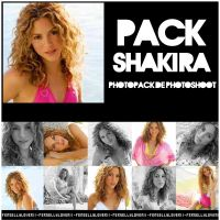 Photopack Shakira-fersellylover11 by fersellylover11
