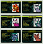 Pet IDs: DRACODOPTABLES 2 by FiendPets
