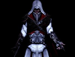 Assassin's Creed Ezio Auditore da Firenze by Rafas47