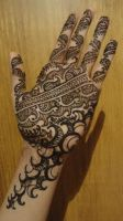 Free Style Henna by A-w0man