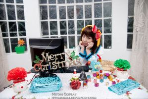 Merry Christmas! by Hitomi-Cosplay